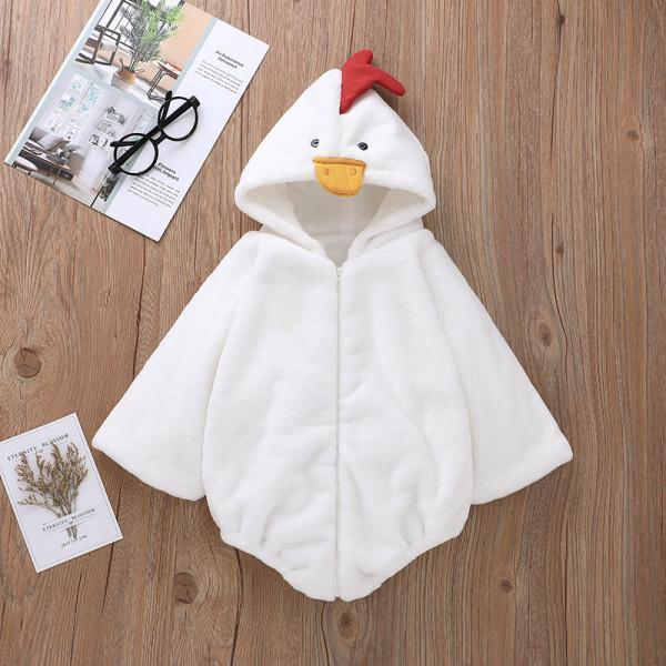 Little Chicken Hooded Romper