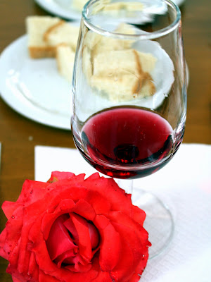 Wine Tasting at Vouni Panagias Winery in Cyprus