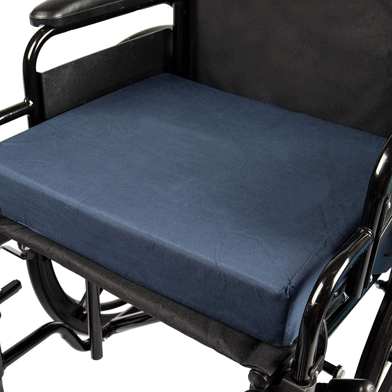 Amazon.com: DMI Seat Cushion for Wheelchairs, Mobility Scooters ...