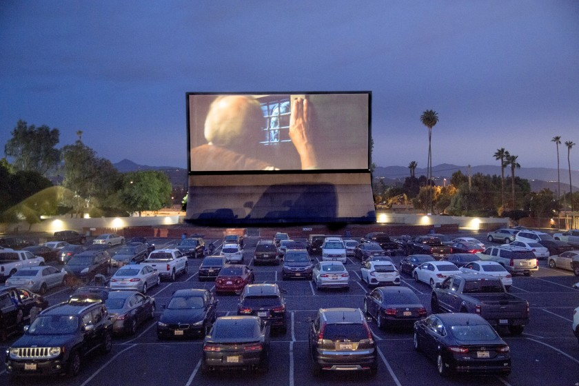 Image of Drive in Theater