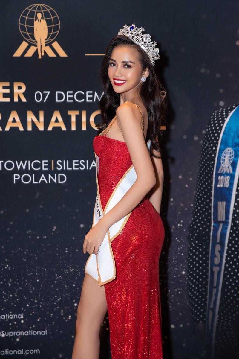 Hoa hậu Ngọc Châu khoe vẻ đẹp yêu kiều với chiếc vương miện Hoa hậu Siêu  quốc gia Châu Á 2019 - Tạp chí Đẹp