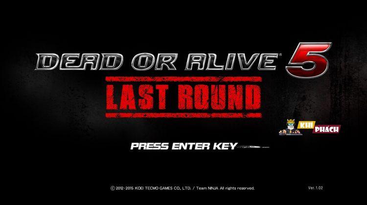 Chiến game Dead Or Alive 5 - Last Round Cùng Khí Phách!!