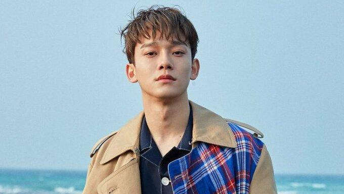 Image result for chen exo