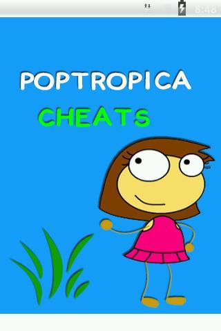 Poptropica Cheats Videos