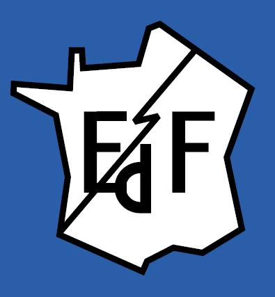 Logo EDF : de 1946 à 1972