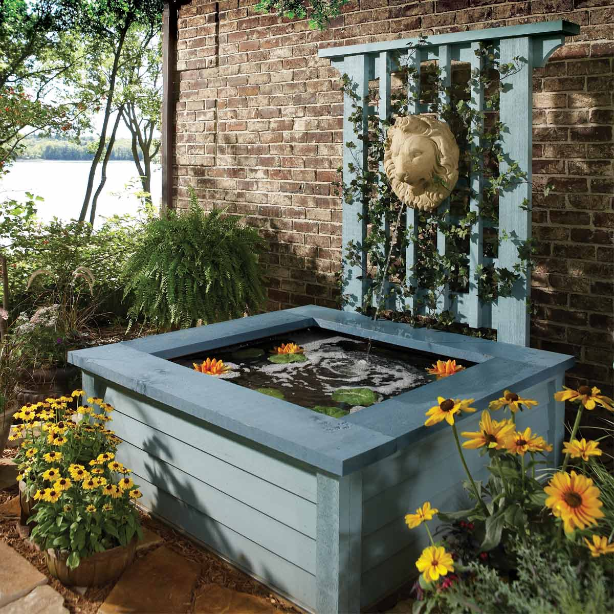 Pond in a Box: These projects will help you transform your space.