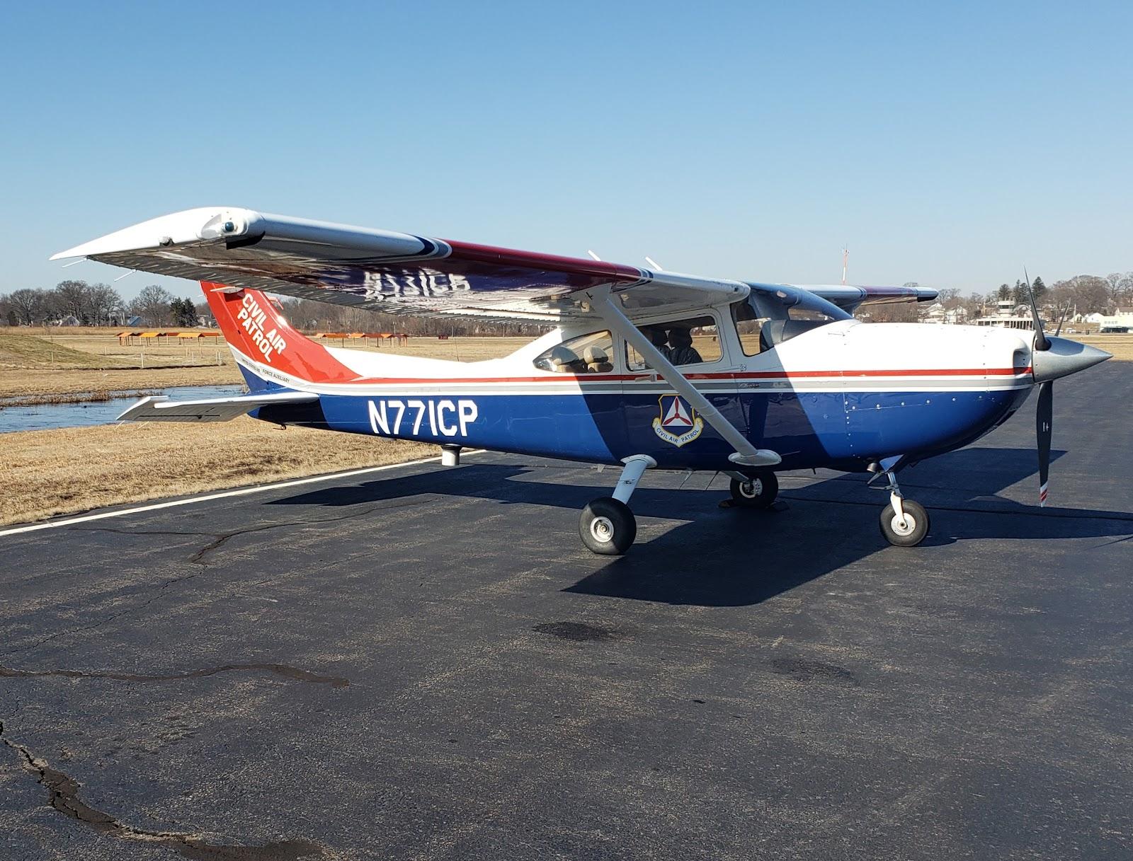 The CAP's Cessna 172