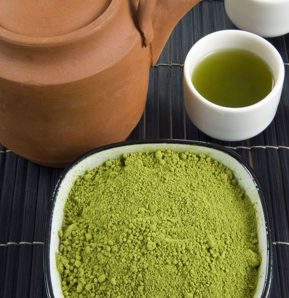 jasa maklon teh hijau