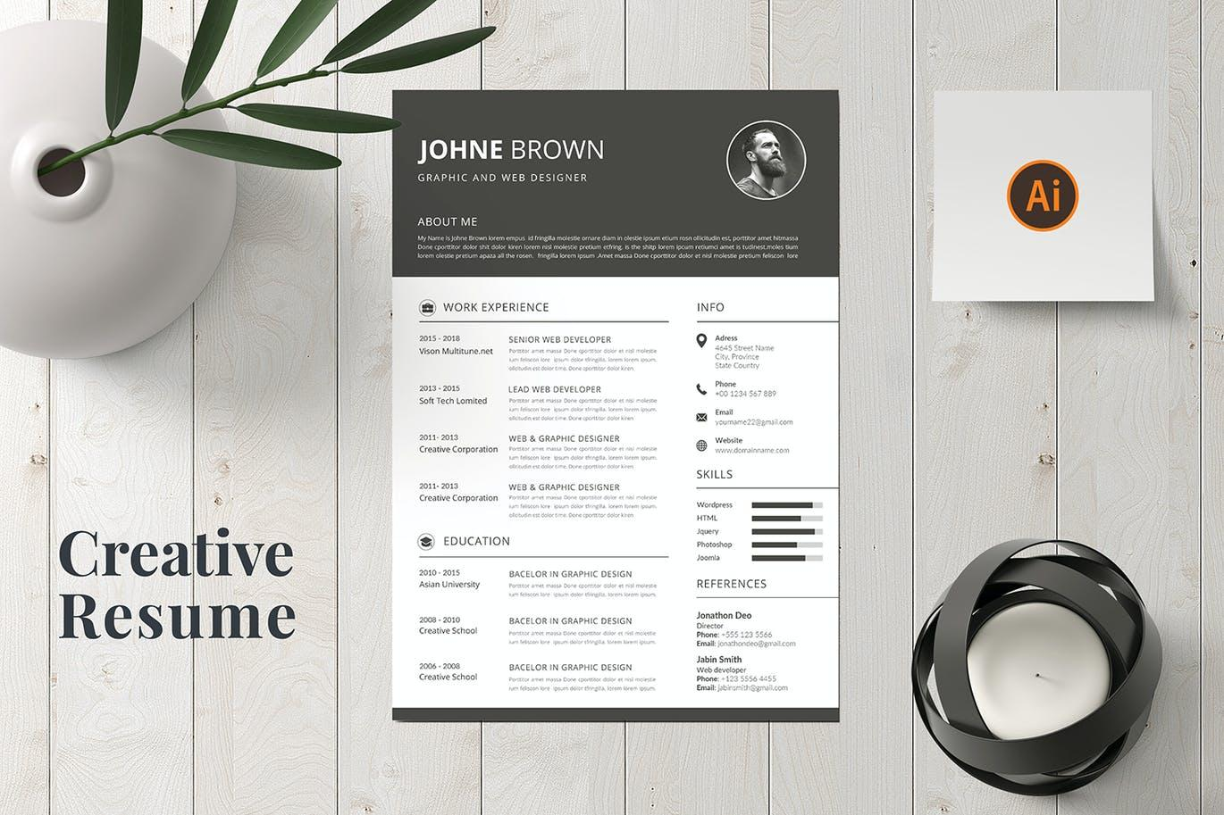 10 EFFECTIVE TIPS TO OPTIMIZE YOUR CV FOR GRAPHIC DESIGNER CAREER