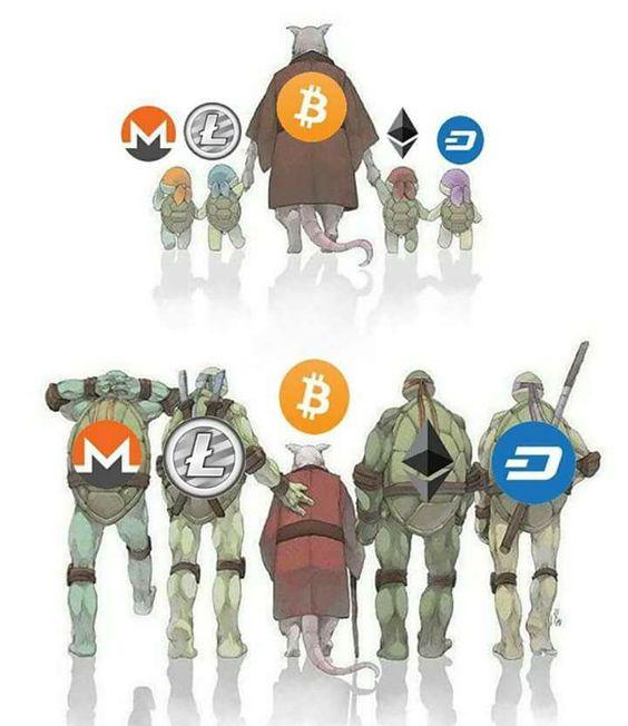 Bitcoin and crypto meme #8.