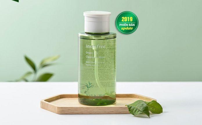 Nước tẩy trang trà xanh Green Tea Cleansing Water
