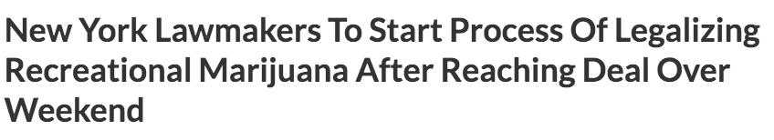 long news headline