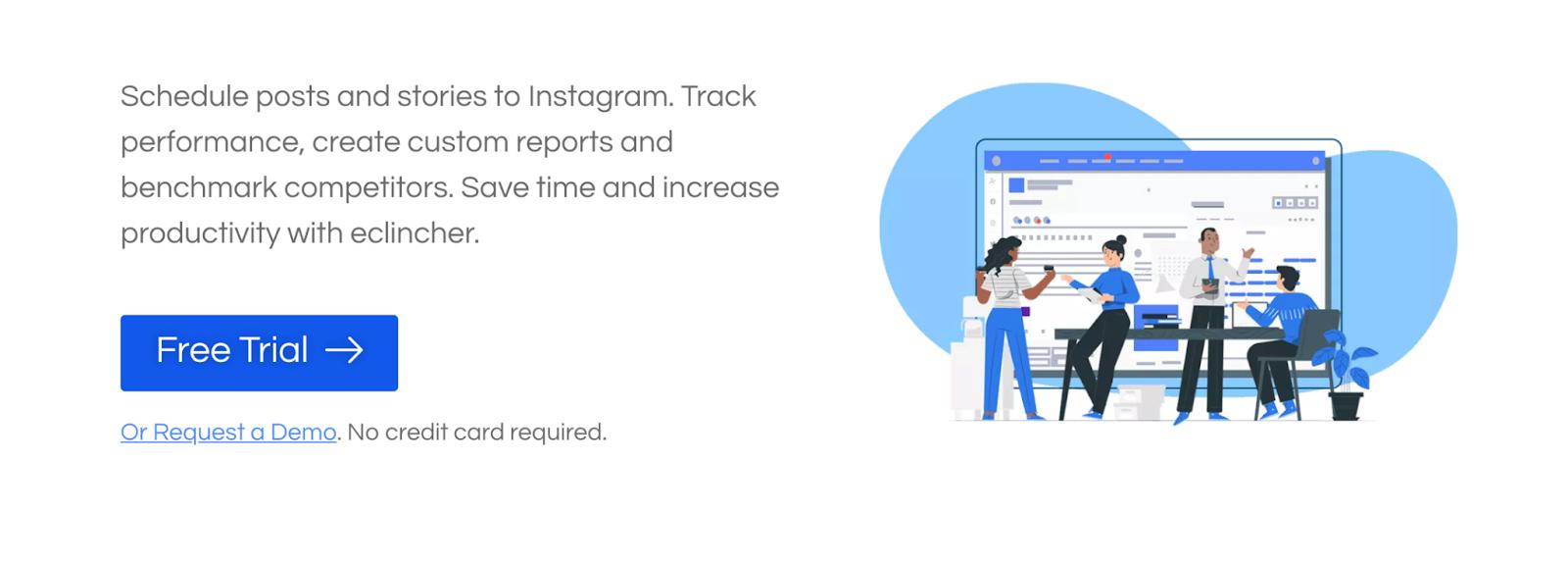 eclincher Instagram Stories
