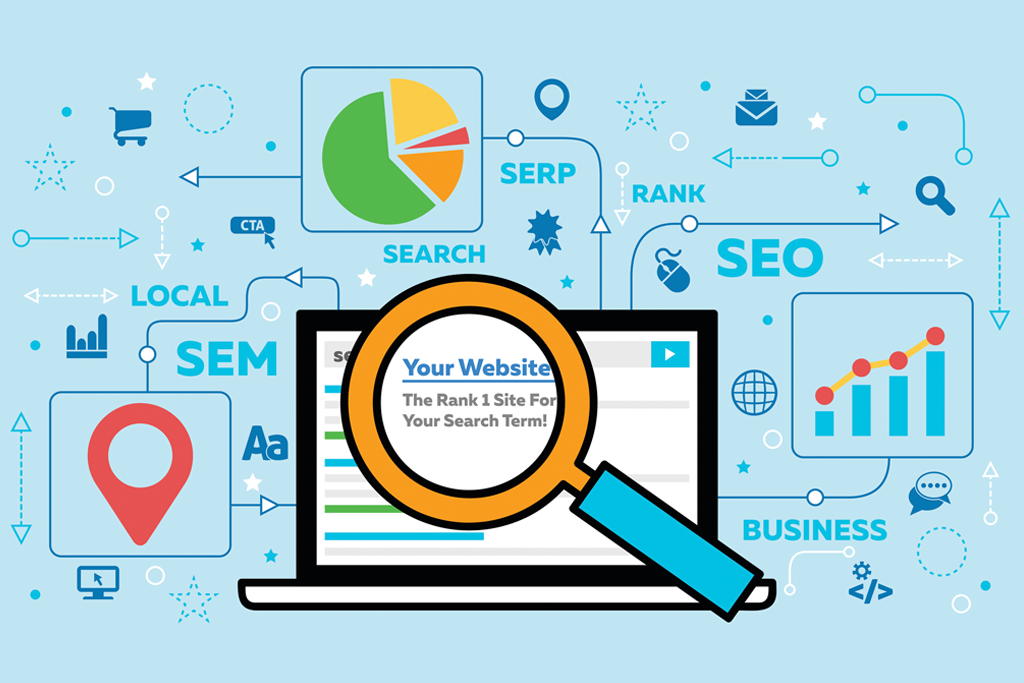search engine optimization strategies for business growth website tracking gkmit