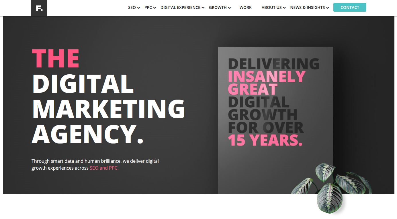 The Digital Marketing Agency - Found