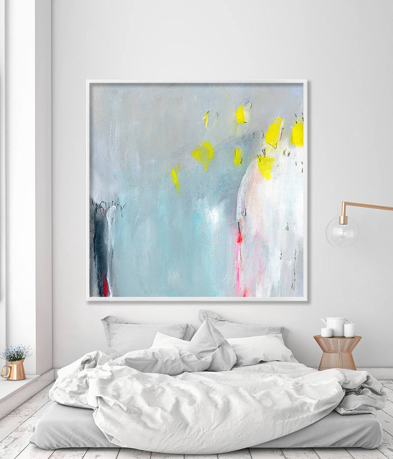 Abstract Paintings For The Bedroom