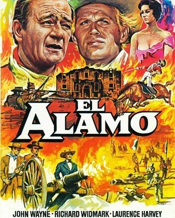 El Álamo (1960, John Wayne)