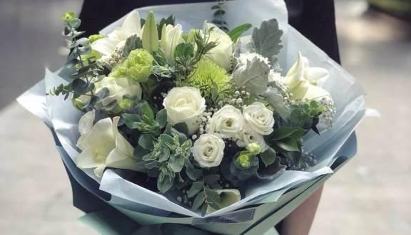Kết quả hình ảnh cho đặt hoa tươi online