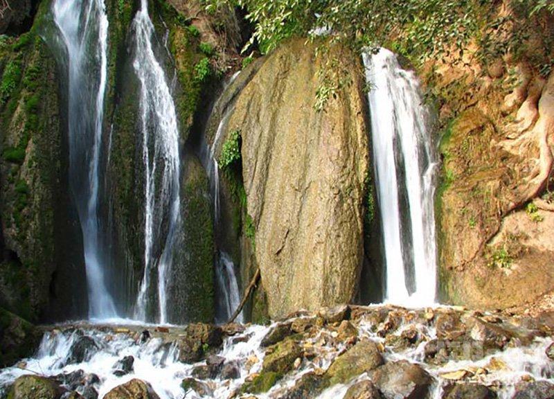وارک آبشارهای لرستان