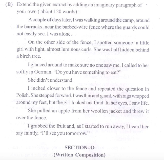 Omtex hsc english july 2016 board paper with solution q 1 a read the following extract and answer the questions given below 11 marks ccuart Choice Image