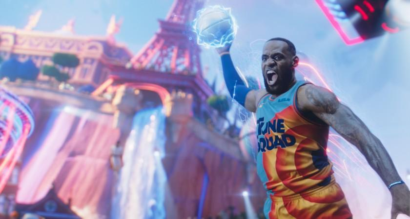 Why it took 25 years to reboot 'Space Jam' with LeBron James - Los Angeles  Times