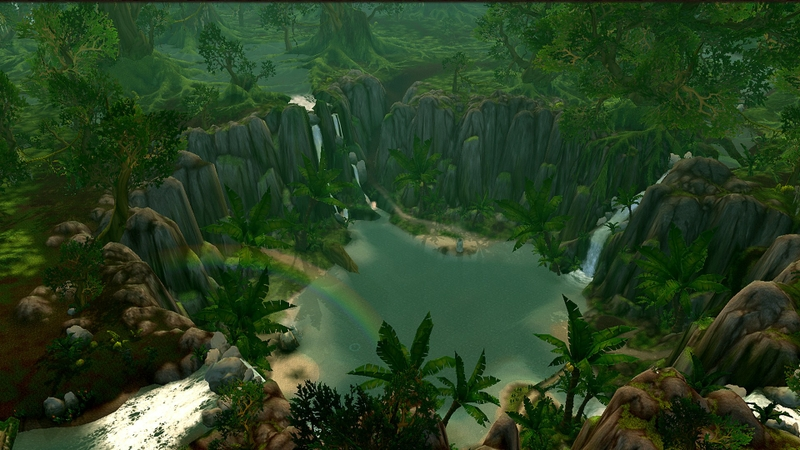 video games landscapes world of warcraft forest animation waterfalls 1920x1080 wallpaper_www.wall321.com_3.jpg