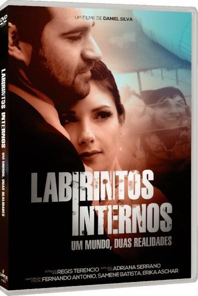 Filme Poster Labirintos Internos DVDRip XviD Dual Audio & RMVB Dublado