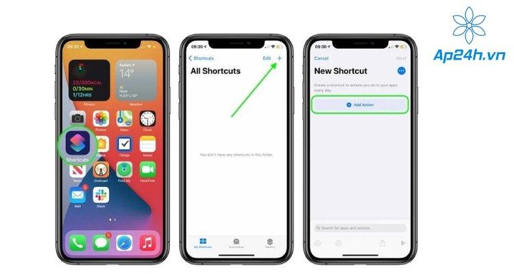 thay đổi biểu tượng ứng dụng cho điện thoại