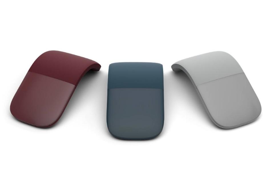 Màu Sắc Của Microsoft Arc Surface Mouse