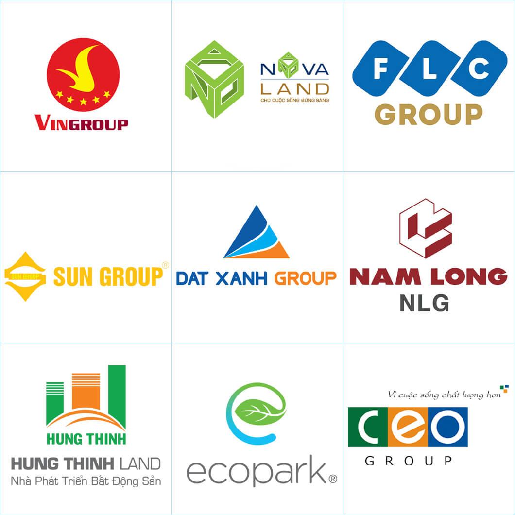 [Saokim.com.vn] Top 50+ thiết kế logo ngành bất động sản