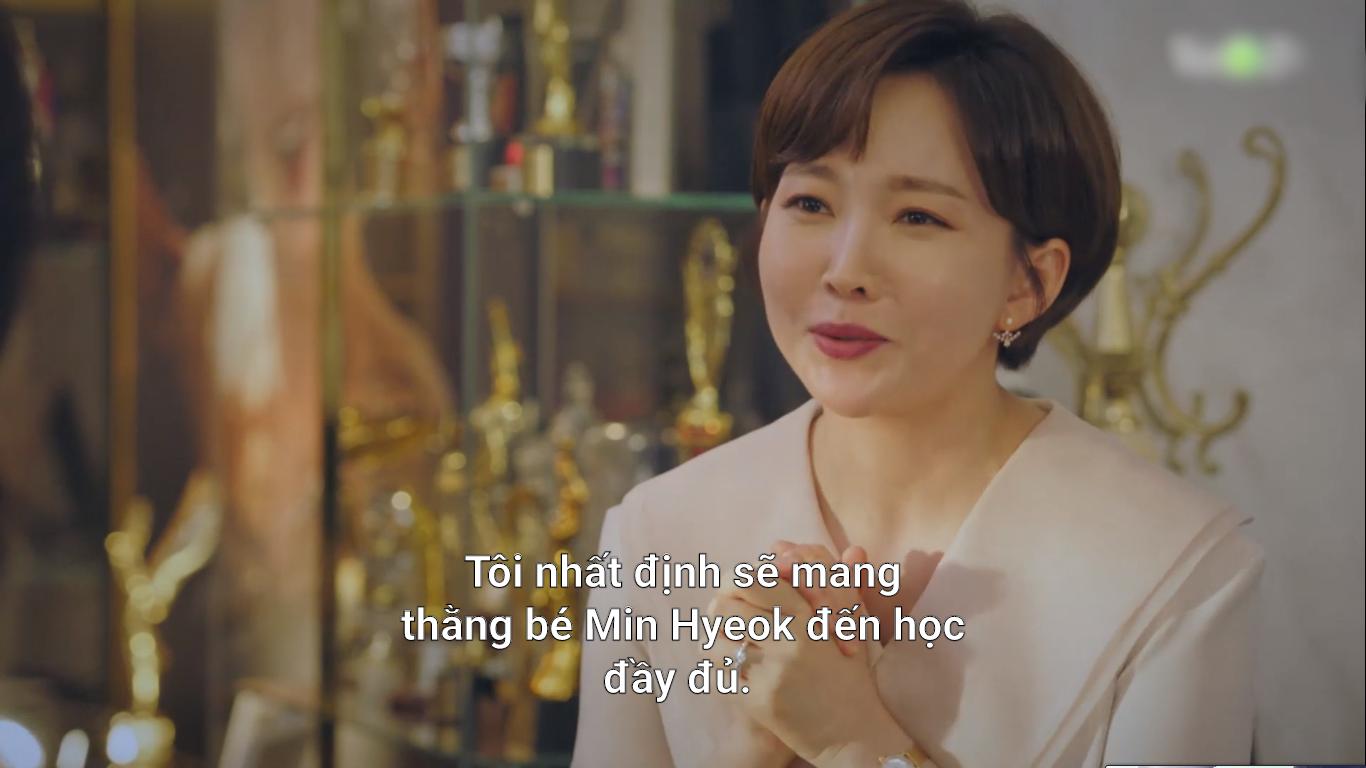 4 kiểu phụ huynh tánh kỳ ở Penthouse: Trừ bà cả Lee Ji Ah, ai cũng đổ đốn bảo sao con không hư sớm - Ảnh 21.