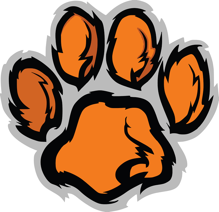 Free vector graphic: Footprint, Animal, Furry, Paw - Free Image on ...