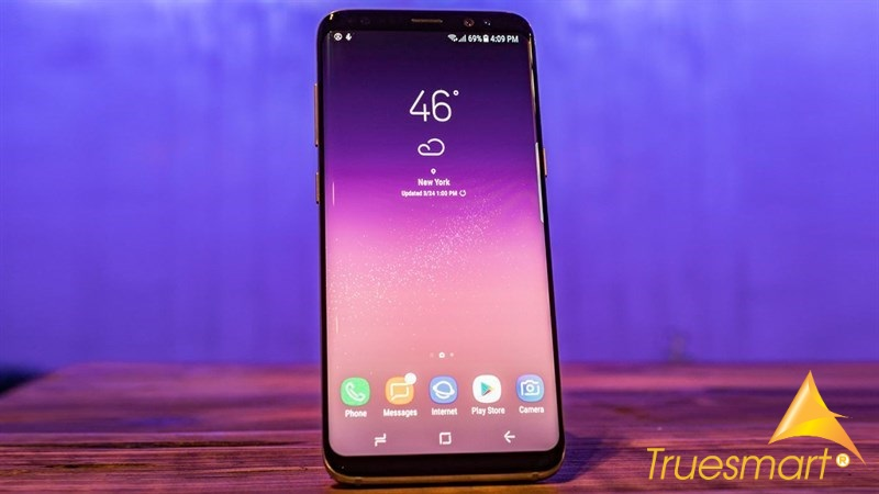 Thay Loa Trong Samsung S8 Plus