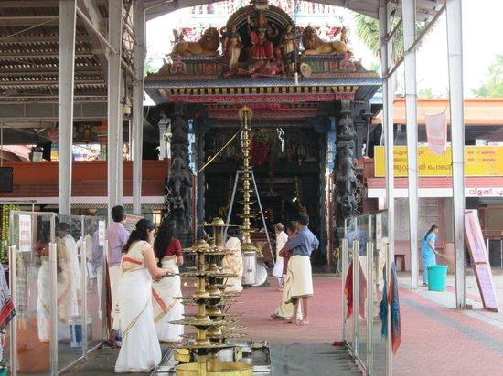 Image result for attukal bhagavathy temple