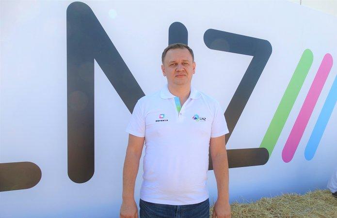 Директор дистрибуційної компанії ТОВ «ЛНЗ» Андрій Полтавець