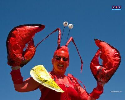 http://www.clusterflock.org/LobsterGirl.jpg