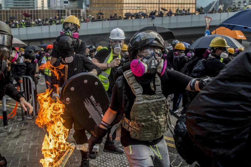 新聞攝影、香港、反送中