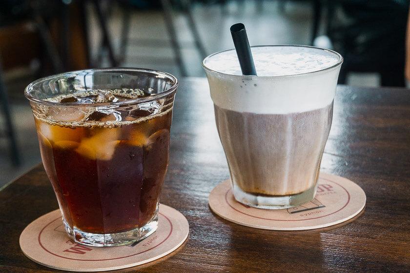 Arabica coffee in Vietnam.