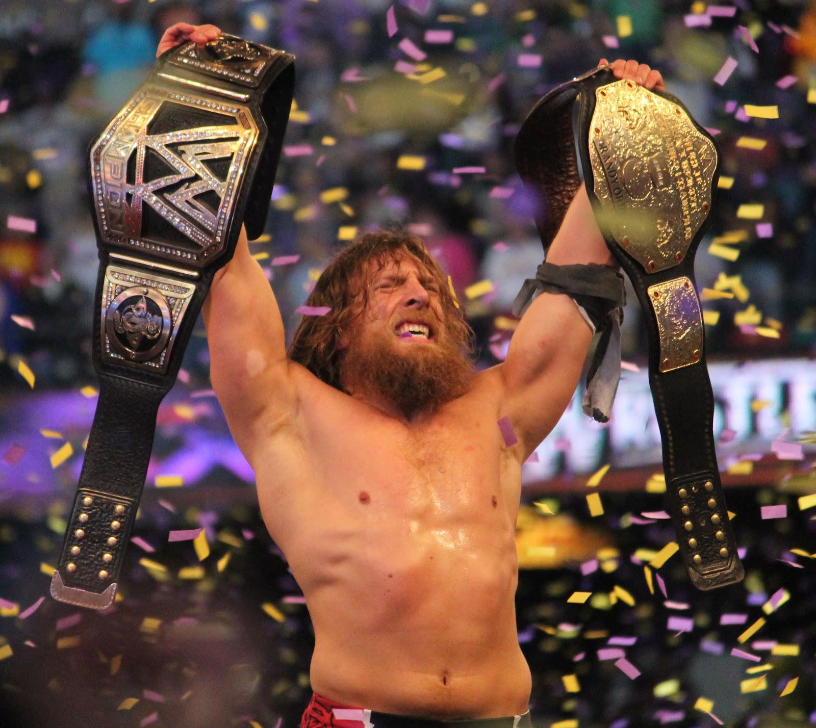 the WWE World Heavyweight