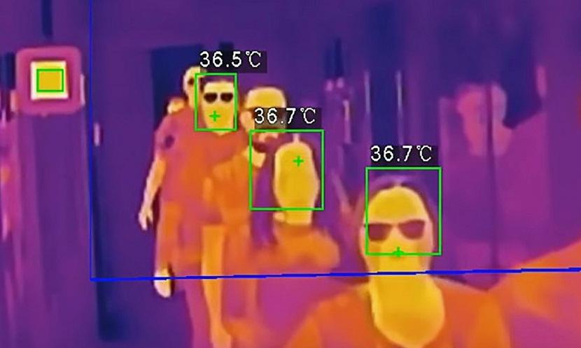 Гнучкий підхід до скринінгу температури тіла в цей непростий час ...