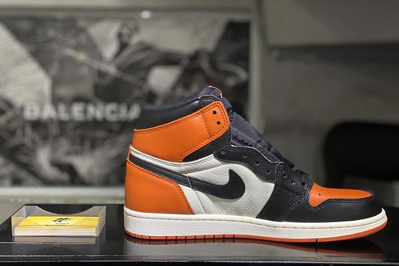 Nên lựa mẫu giày Nike Jordan 1 cổ cao nào hợp lý?