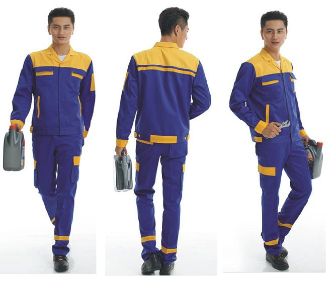 Những đặc điểm quần áo bảo hộ lao động bạn phải biết