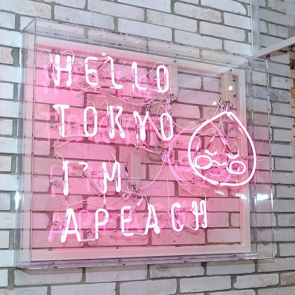 日本, Kakao, Apeach, APEACH Cafe