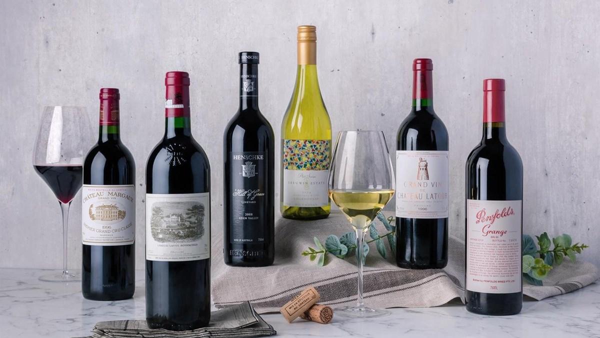 Cập nhật giá rượu vang ngoại nhập, chính hãng mới nhất hiện nay
