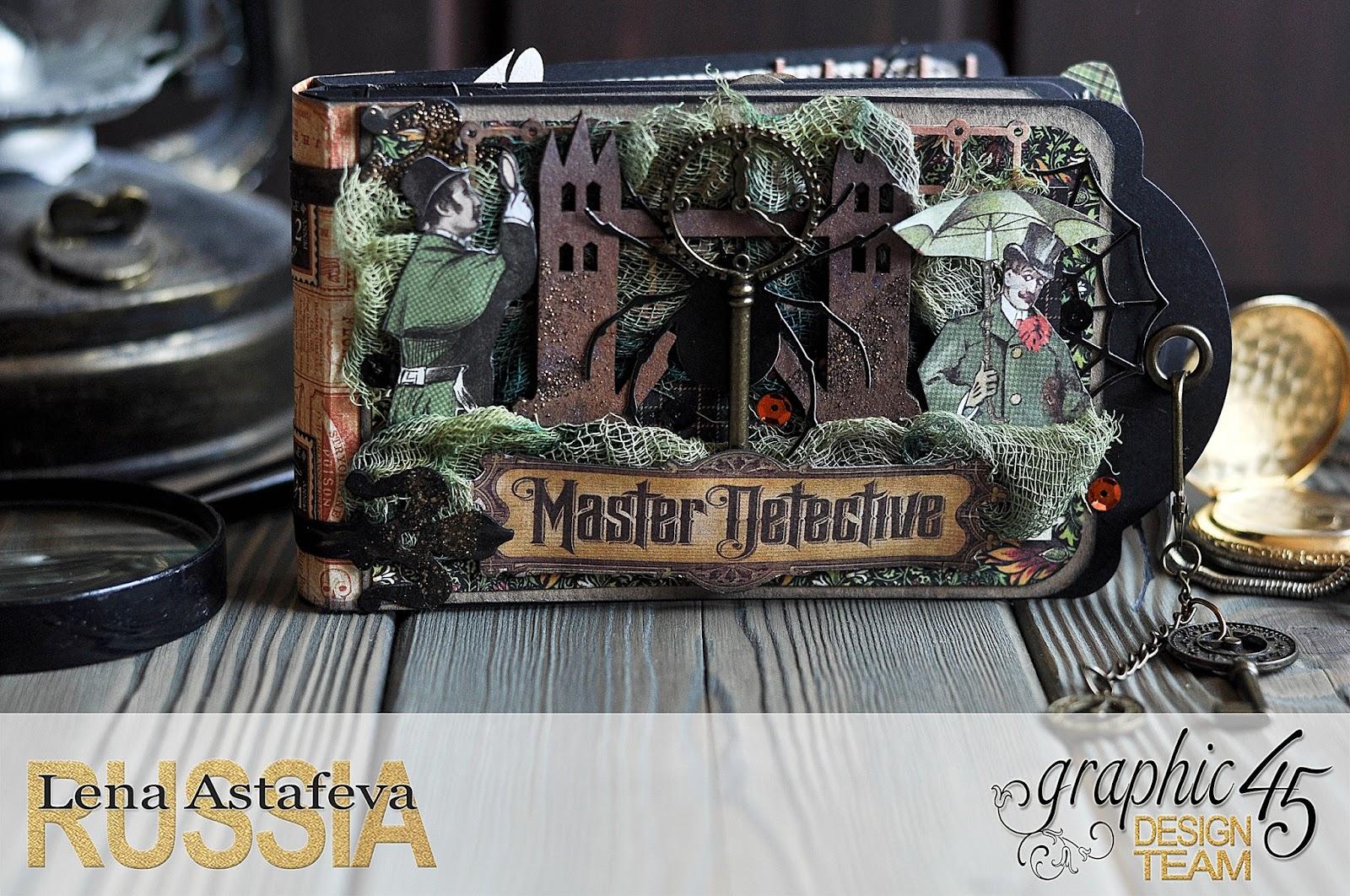 Album-Master Detective-product byGraphic 45- by Lena Astafeva-6.jpg