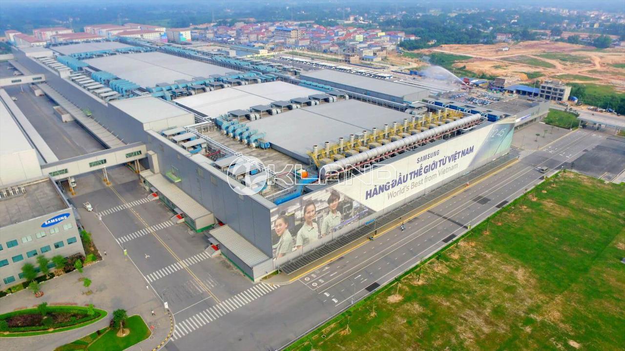 Tổng quan về khu công nghiệp Yên Bình I