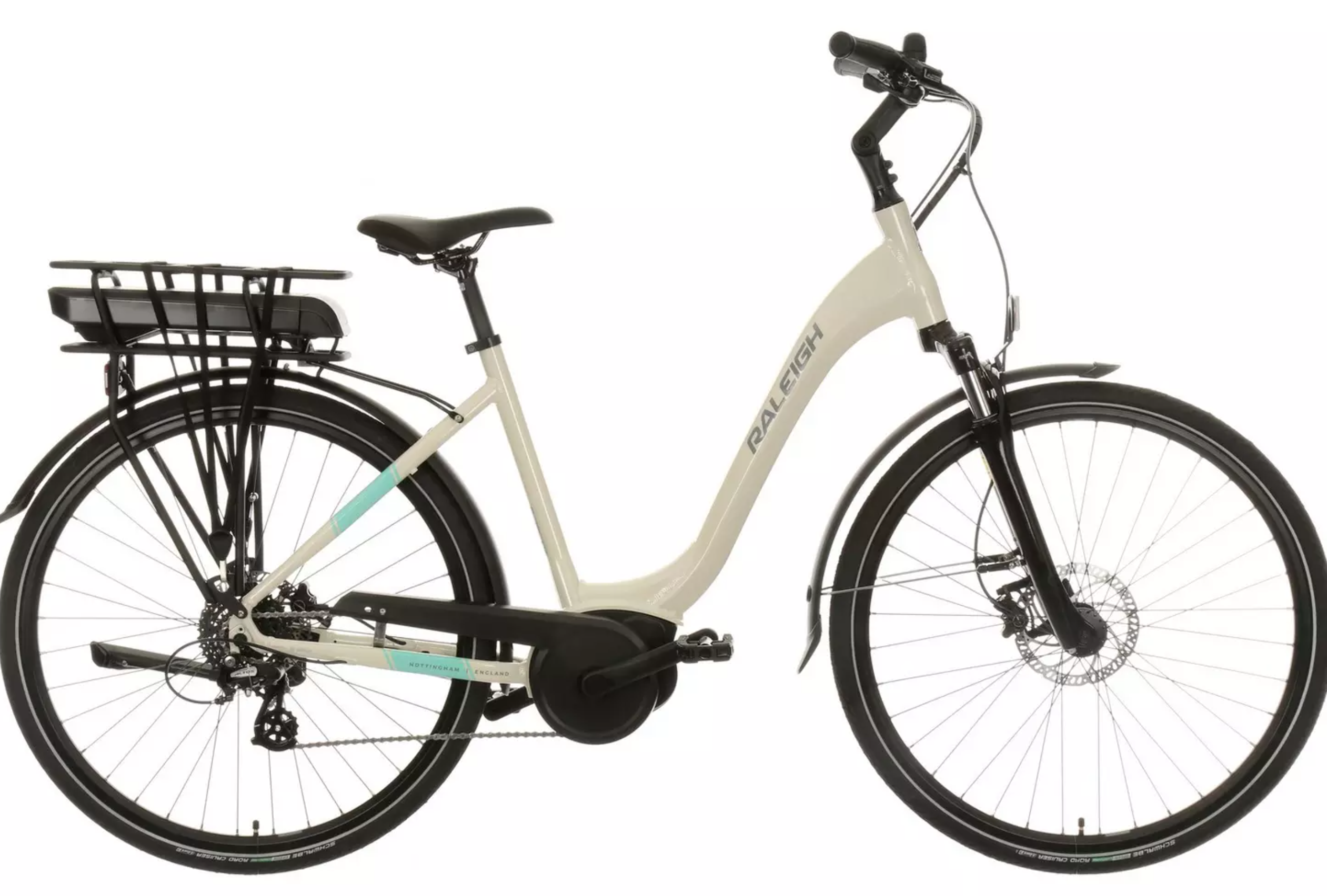 A typical E-Bike