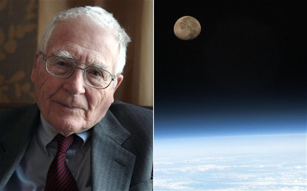 The scientist and inventor James Lovelock claims we should stop trying to save the planet from global warming and instead retreat to climate controlled cities