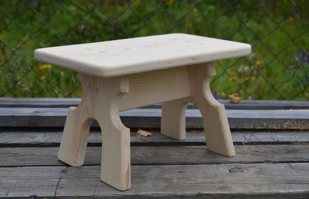 Каким требованиям должен отвечать деревянный табурет