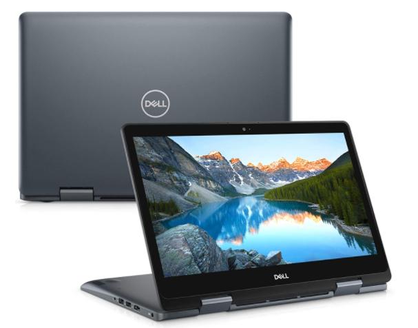 Imagem de Notebook modelo DELL Notebook 2 em 1 Inspiron 14 5000